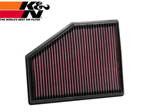 K&N Replacement Air Filter 高流量空氣濾芯 33-3079 BMW G30 520d 2017-