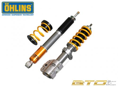 OHLINS BTO COILOVER KIT 避震器組 SUZUKI SWIFT SPORT ZC33S 2018-