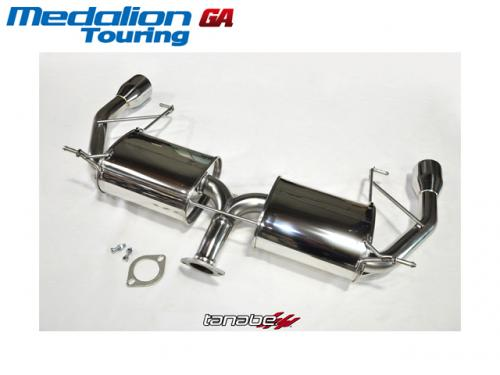 TANABE MEDALION TOURING EXHAUST 排氣管 MAZDA6 GJ 2.0 2017-