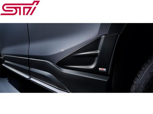 STI AERO GARNISH(REAR DOOR) 後門下飾板 SUBARU FORESTER SK 2018-