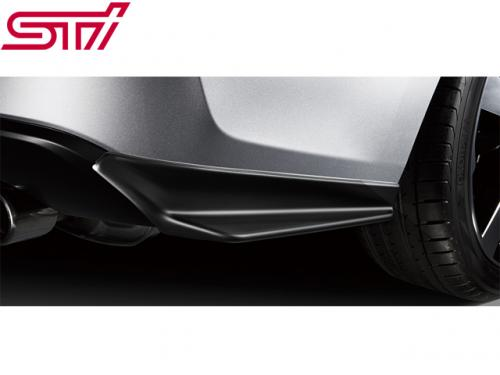 STI REAR SIDE UNDER SPOILER 後下左右擾流板 SUBARU IMPREZA 4D 2017-