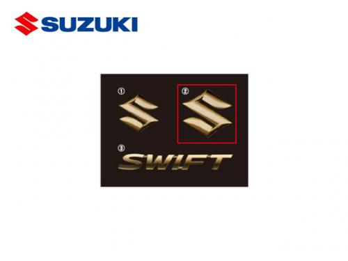 SUZUKI 原廠金色S前MARK SUZUKI SWIFT 2017-