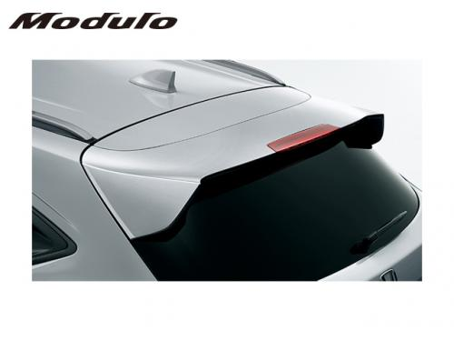 MODULO TAIL GATE SPOILER 車頂尾翼(白) HONDA HR-V 2016-