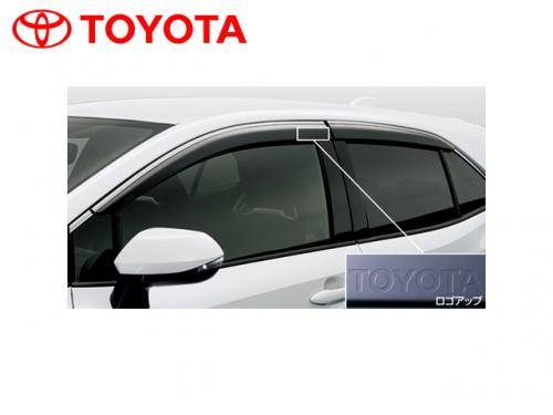 TOYOTA SIDE VISOR 日規晴雨窗 TOYOTA AURIS 2018-