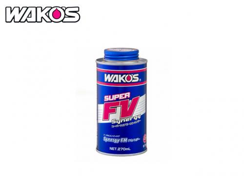 WAKO'S SUPER S-FV CLEANING & COATING 引擎性能向上提升劑