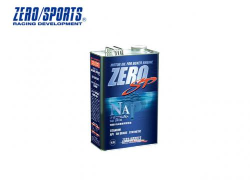ZERO SPORTS SP Titanium NA 5W-30 機油(4.5L)