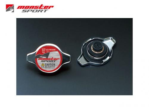 MONSTER SPORT RADIATOR CAP(B) 水箱蓋(小頭)