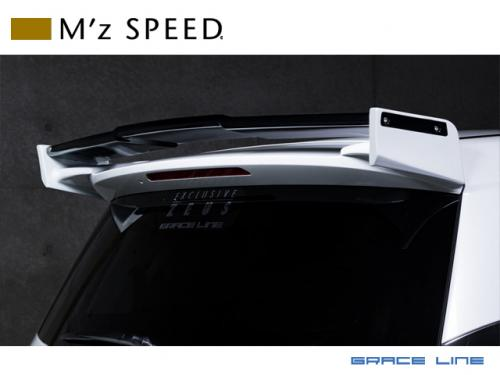 M'z SPEED Rear Wing 尾翼 HONDA ODYSSEY 2018-
