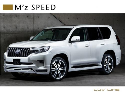M'z SPEED 三件式大包組+LED日行燈 LAND CRUISER PRADO 2017-