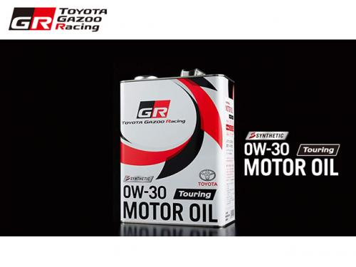GAZOO Racing GR MOTOR OIL Touring 0W-30 機油(4L)