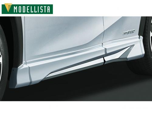 MODELLISTA Side Skirt 側裙 LEXUS UX 2019-