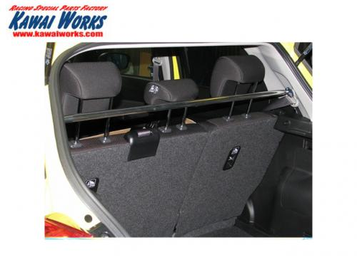 KAWAI WORKS Rear pillar bar 後車廂拉桿 SUZUKI SWIFT SPORT 2018