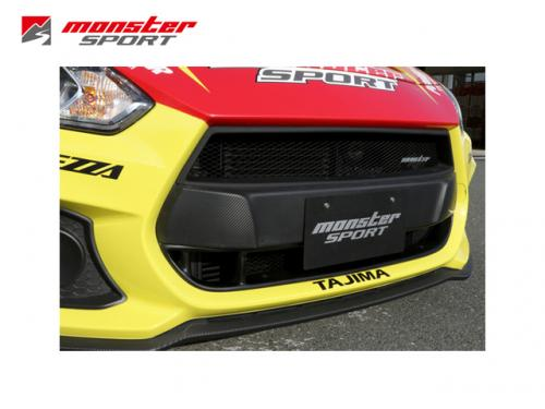 MONSTER SPORT 上下水箱罩 SUZUKI SWIFT SPORT 2018-