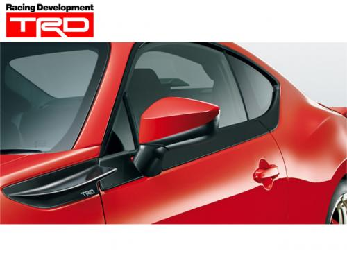 TRD Side Stabilizing Cover 側窗整流壓條 TOYOTA 86 2017-