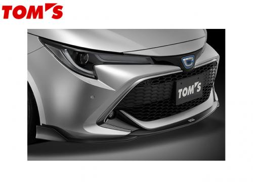 TOM'S FRONT DIFFUSER 前下巴 TOYOTA AURIS 2018-