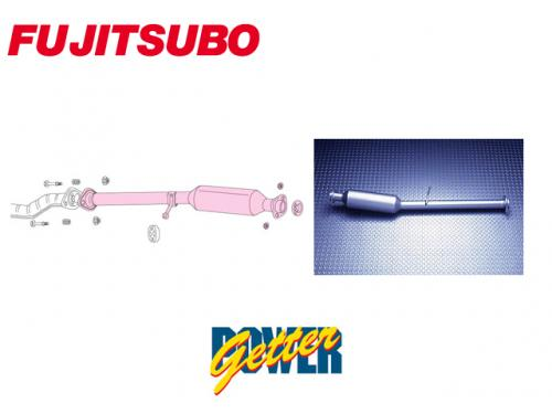 FUJITSUBO POWER GETTER CENTER PIPE 中段 LEXUS IS200 1999-2005