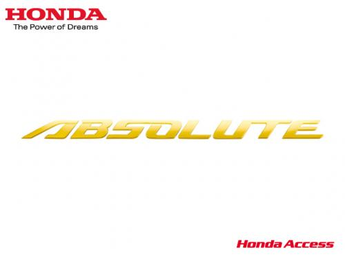 HONDA ABSOLUTE 日規原廠金色標誌 HONDA ODYSSEY 2015-