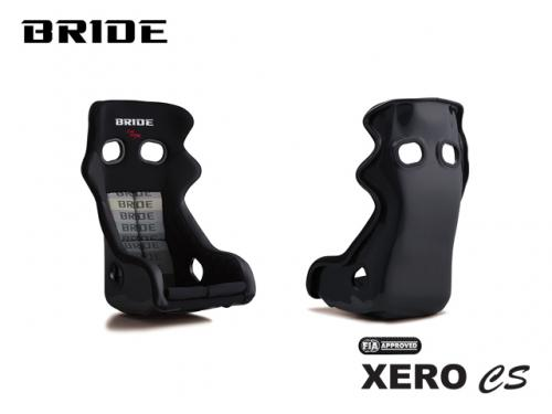 BRIDE XERO CS Gradation logo 桶形賽車椅(黑色漸層)