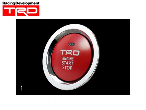 TRD PUSH START SWITCH 啟動按鈕 MS422-00006