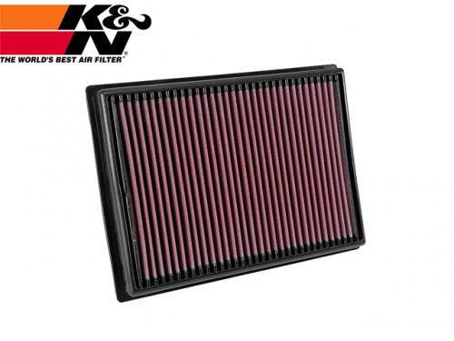 K&N Replacement Air Filter 高流量空氣濾芯 33-3045 TOYOTA HILUX 2019-