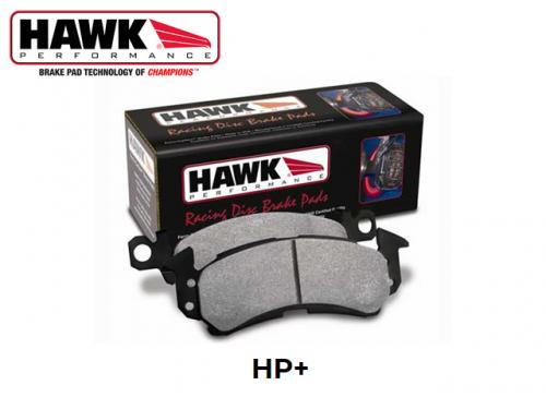 HAWK High Performance PLUS HP+ (F) 來令片(前) HB268N.665 SUZUKI SX4 2007-2014