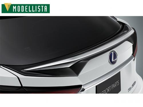 MODELLISTA BACK DOOR SPOILER 尾門尾翼 LEXUS RX300 2019- 小改款後