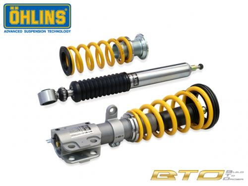 OHLINS BTO COILOVER KIT 避震器組 TOYOTA PRIUS PHV 2017-