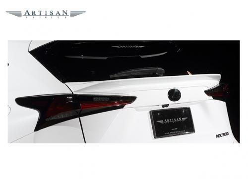 ARTISAN REAR GATE SPOILER 尾門尾翼 LEXUS NX 2018-