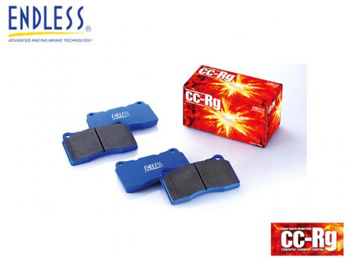 ENDLESS CC-Rg BRAKE PAD 來令片(後) TOYOTA SUPRA 3.0 2019-