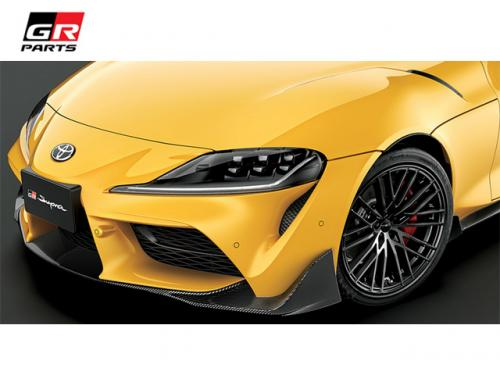 GR CARBON Front Spoiler 前下巴 TOYOTA SUPRA 2019-