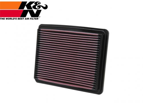 K&N Replacement Air Filter 高流量空氣濾芯 33-2188 HYUNDAI TRAJET 2000-2008