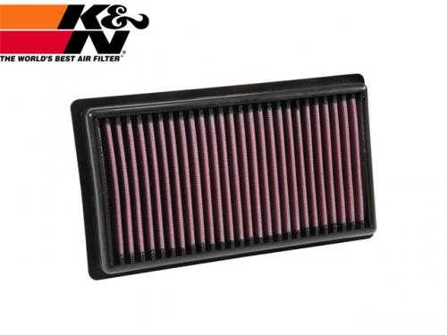 K&N Replacement Air Filter 高流量空氣濾芯 33-3081 KIA STONIC 2017-