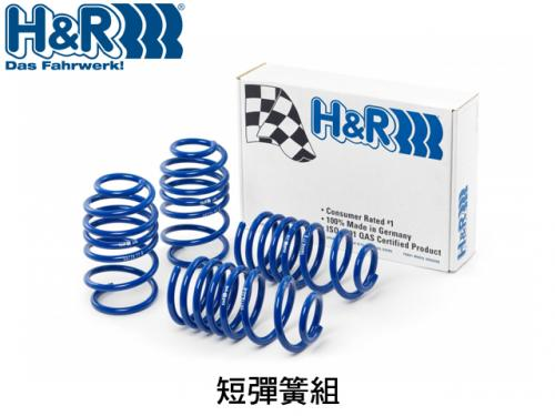 H&R SUPER SPORT SPRINGS 短彈簧組 VW GOLF VII 2015-