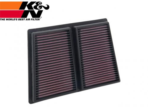 K&N Replacement Air Filter 高流量空氣濾芯 33-5085 ALFA ROMEO GIULIA 2.9 V6 2017-