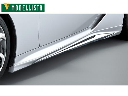 MODELLISTA Side Skirt 側裙 LEXUS LC500 2018-