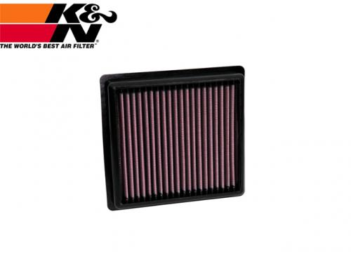K&N Replacement Air Filter 高流量空氣濾芯 33-3154 LEXUS UX250h 2019-
