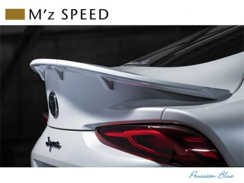 M'z SPEED Rear Wing 尾翼 TOYOTA SUPRA 2019-