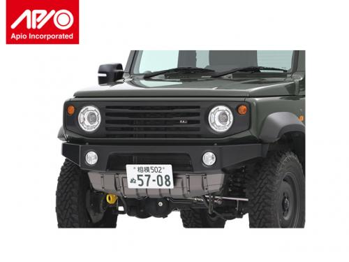 APIO Tactical 前保桿 SUZUKI JIMNY 2019-