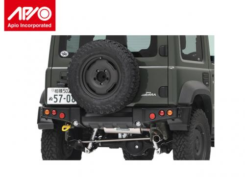 APIO Tactical 後保桿 SUZUKI JIMNY 2019-