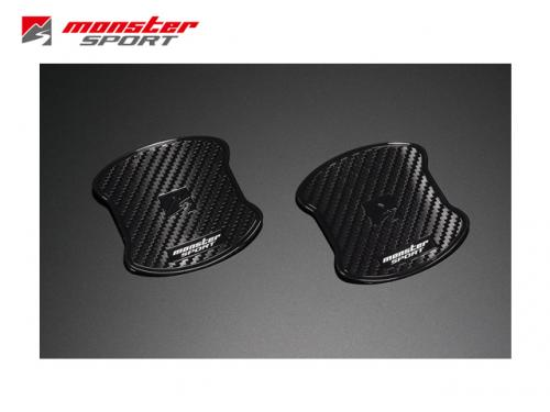 MONSTER SPORT CARBON 門碗片 SUZUKI SWIFT SPORT 2018-