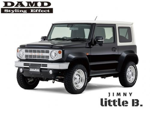 DAMD little B. 大包組 SUZUKI JIMNY 2019-
