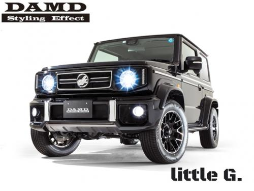 DAMD little G. 大包組 SUZUKI JIMNY 2019-