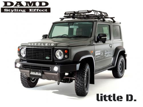 DAMD little D. 大包組 SUZUKI JIMNY 2019-