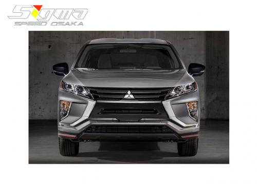 SIGMA SPEED FRONT GRILLE 水箱罩 MITSUBISHI ECLIPSE CROSS 2018-