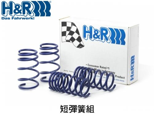 H&R SPORT SPRINGS 短彈簧組 FORD KUGA 1.5 2020-