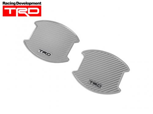 TRD DOOR HANDLE PROTECTOR 門碗片 銀色 (大) MS010-00029