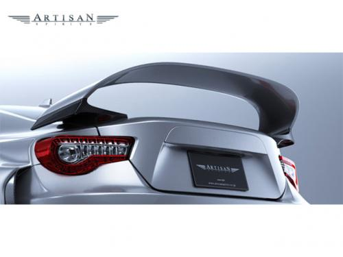 ARTISAN REAR WING 尾翼(FRP) TOYOTA 86 2013-