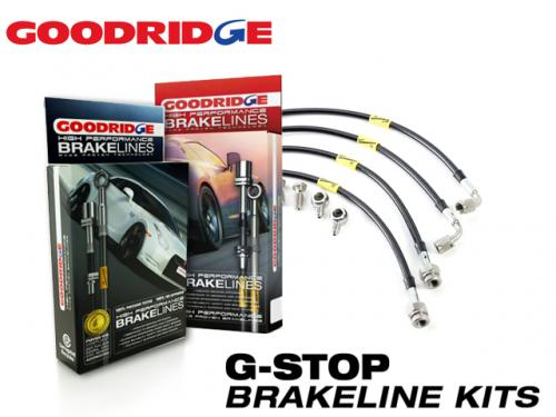 GOODRIDGE G-STOP BRAKE LINE KIT 金屬煞車油管 TOYOTA YARIS 2007-2011