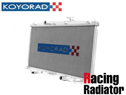 KOYORAD Racing Radiator 鋁製加大水箱 HONDA CR-X 1989-1991