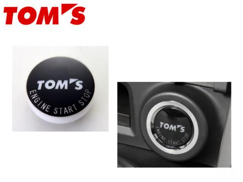 TOM'S PUSH START BUTTON 啟動按鈕 89611-TS002